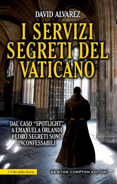 Risultati immagini per i servizi segreti del vaticano David Alvarez