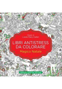 Libri antistress da colorare. Magico Natale