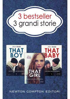 3 bestseller, 3 grandi storie - cofanetto