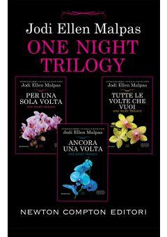 One night trilogy cofanetto 3 volumi