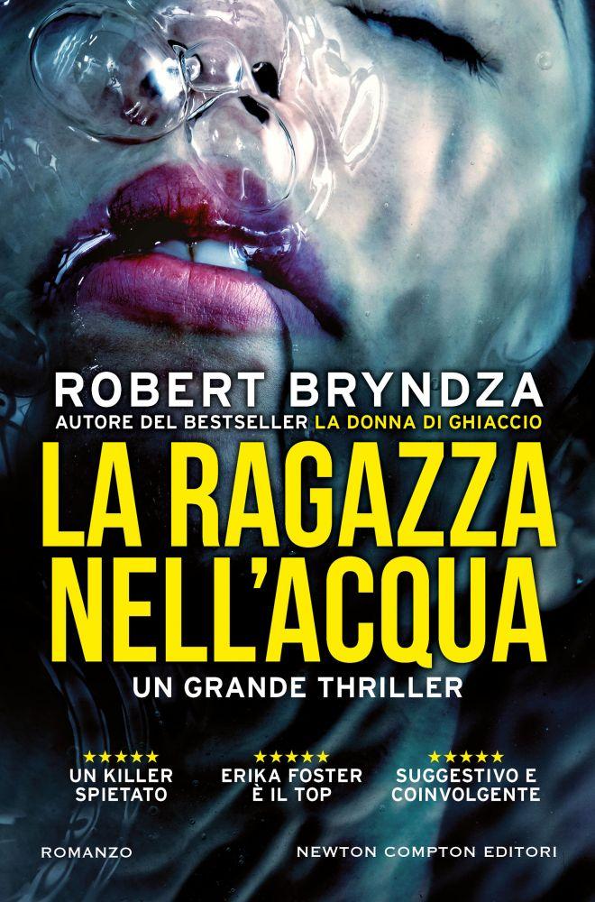 """Risultati immagini per """"La ragazza nell'acqua"""" di Robert Bryndza"""