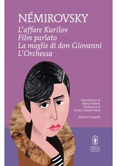 L'affare Kurilov - Film parlato  - La moglie di don Giovanni - L'Orchessa