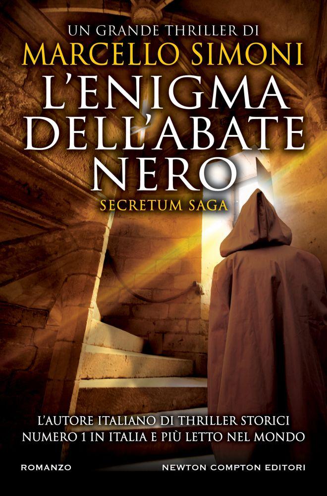 """Risultati immagini per """"L'enigma dell'abate nero"""" di Marcello Simoni (Newton Compton)"""