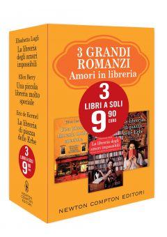 3 grandi romanzi - Amori in libreria