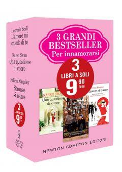 3 grandi bestseller - Per innamorarsi