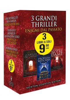3 grandi thriller - Enigmi dal passato