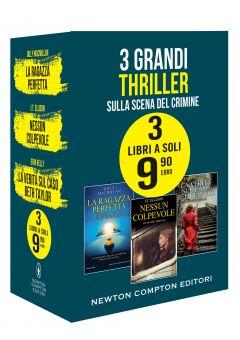 3 grandi thriller - Sulla scena del crimine