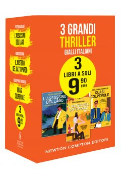 3 grandi bestseller - Gialli italiani
