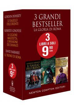 3 grandi bestseller - La gloria di Roma