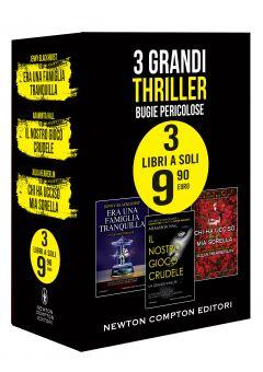 3 grandi thriller - Bugie pericolose