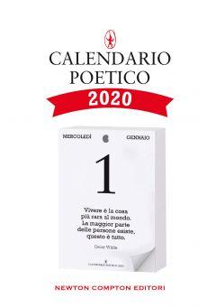 Calendario poetico 2020