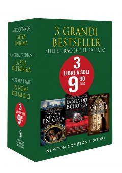 3 grandi bestseller - Sulle tracce del passato