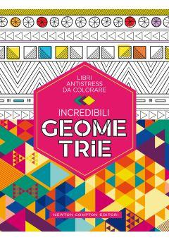 Libri antistress da colorare. Incredibili geometrie