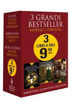 3 grandi bestseller. Mortali congiure