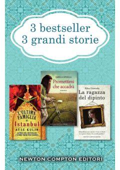 3 bestseller 3 grandi storie (cofanetto)