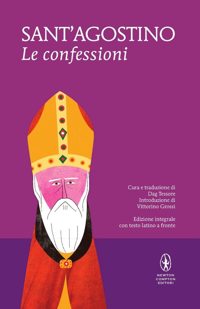 Risultati immagini per agostino confessioni