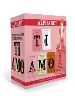 Cofanetto Alphabet TI AMO