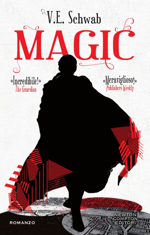 Risultati immagini per magic v e schwab