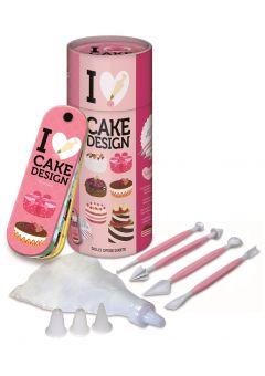 I love cake design