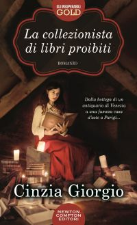 La collezionista di libri proibiti Book Cover